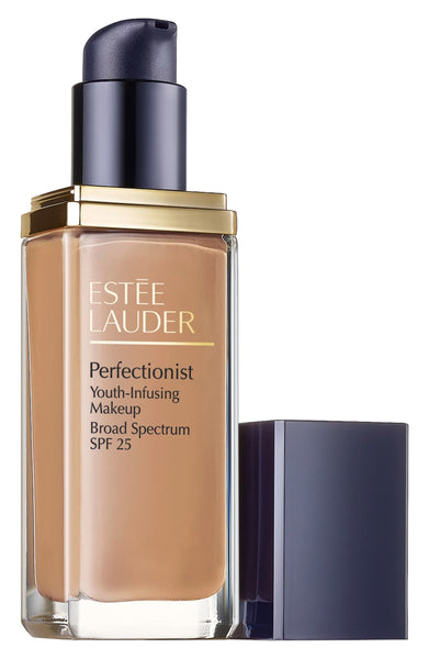 Estee Lauder Perfectionist Youth-Infusing Serum Makeup SPF 25
