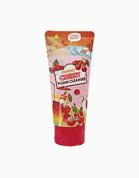ESFOLIO SUNSET CHERRY FOAM CLEANSER 120ML