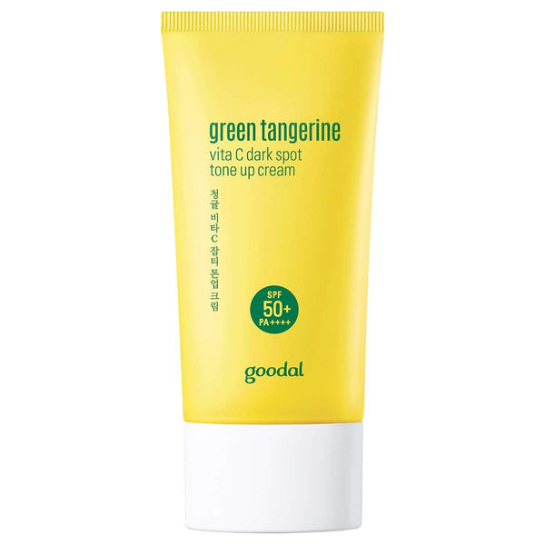 goodal Green Tangerine Vita C Dark Spot Tone up Cream SPF 50+ - eCosmeticWorld