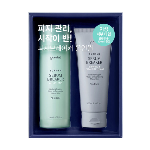 goodal For Men Sebum Breaker All-In-One (OILY SKIN)