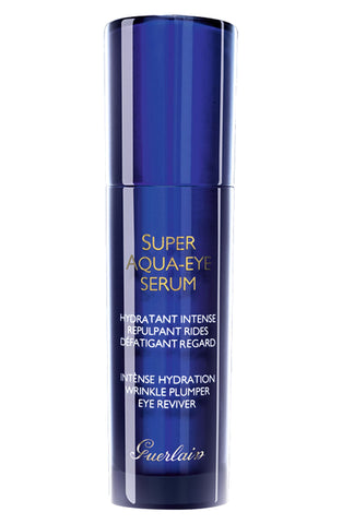 Guerlain Super Aqua-Eye Sérum Intense Hydration Wrinkle Plumper Eye Reviver