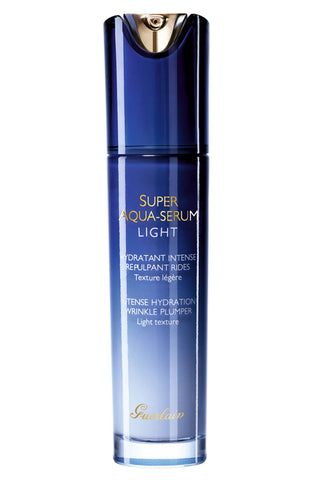 Guerlain Super Aqua-Sérum Light Intense Hydration Wrinkle Plumper - Light Texture