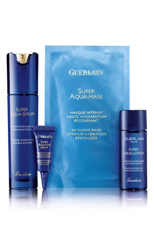 Guerlain Super Aqua-Sérum The Discovery Programme Set