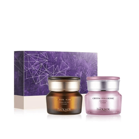 ISA KNOX Crystal Aging Cream Special Set - eCosmeticWorld
