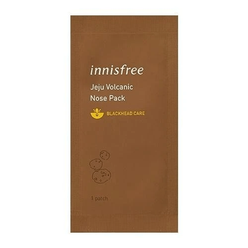 Innisfree Jeju Volcanic Nose Pack (Pore clearing nose strip) - eCosmeticWorld