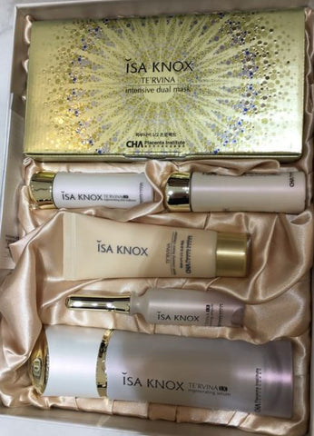 ISA KNOX TERVINA LX SERUM SET 2017