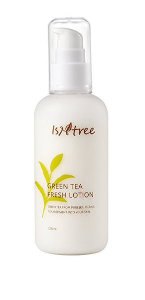 ISNTREE GREEN TEA FRESH LOTION