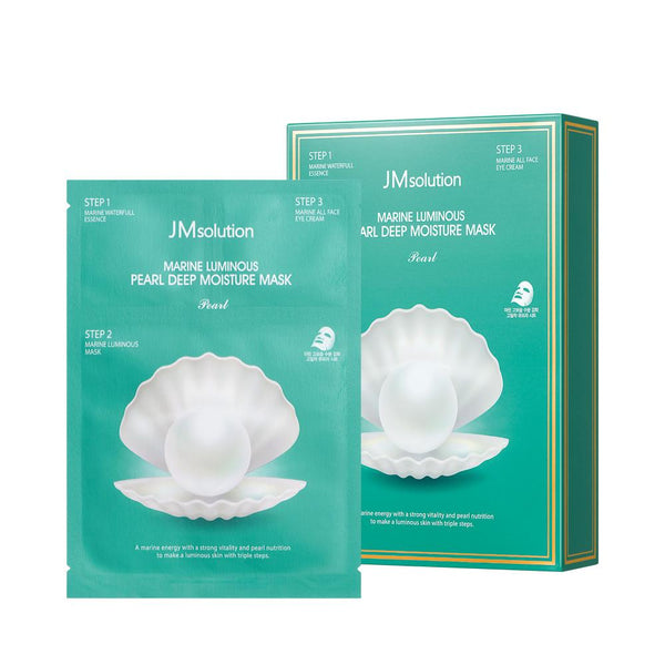 JMsolution Marine Luminous Pearl Deep Moisture Mask - eCosmeticWorld