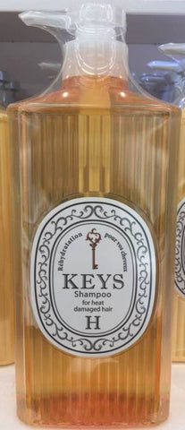 KEYS H SHAMPOO W/PUMP