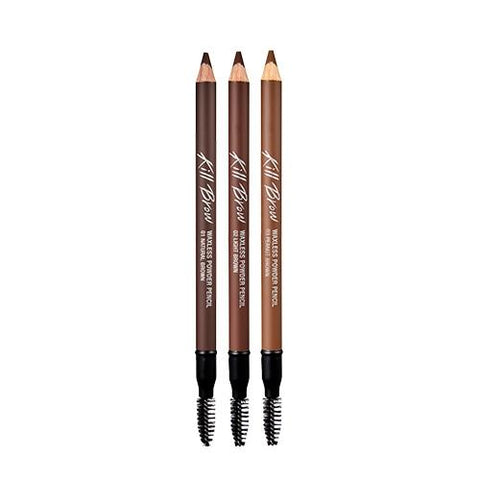 CLIO Kill Brow Waxless Powder Pencil - eCosmeticWorld