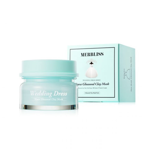 MERBLISS TIARA GHASSOUL CLAY MASK