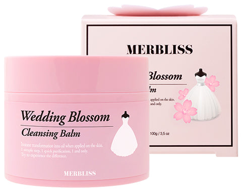 Merbliss Wedding Blossom Cleansing Balm