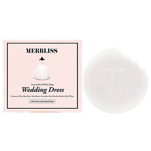MERBLISS WEDDING DRESS BI-LEANSER SOAP