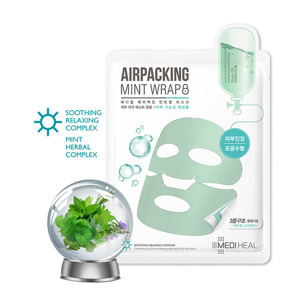 MEDIHEAL AIRPACKING MASK