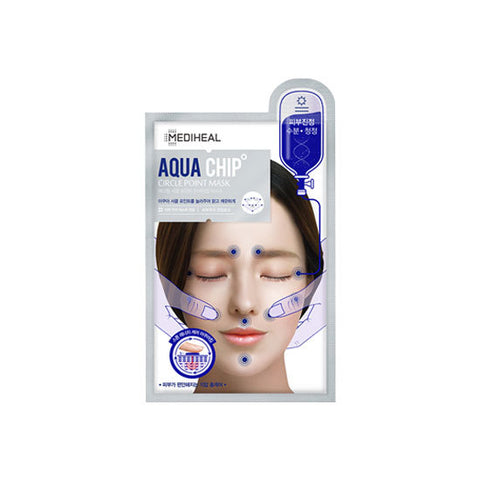 MEDIHEAL CIRCLE POINT AQUA CHIP