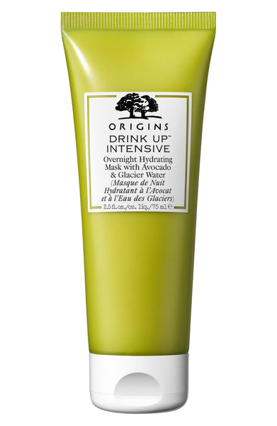 Origins Drink Up Intensive Overnight Hydrating Mask with Avocado & Glacier Water - eCosmeticWorld