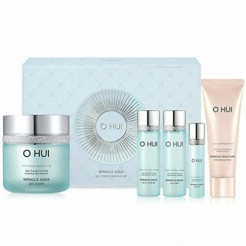 O HUI Miracle Aqua Gel Cream Set - eCosmeticWorld