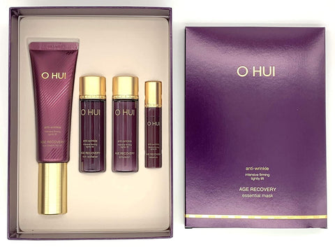 O HUI Age Recovery Eye Cream For All Set - eCosmeticWorld