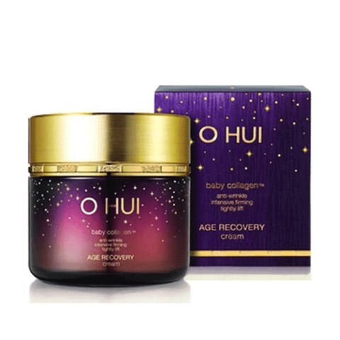 O HUI Age Recovery Collagen Eye Cream Star Edition