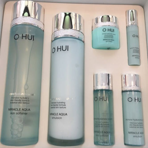 O HUI Miracle Aqua 2pcs Set