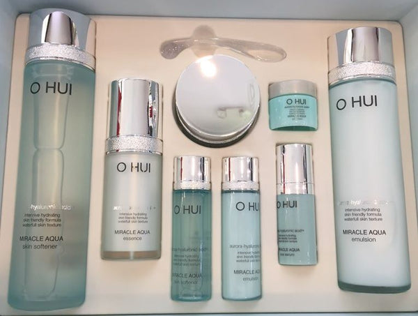O HUI Miracle Aqua 4pcs Set