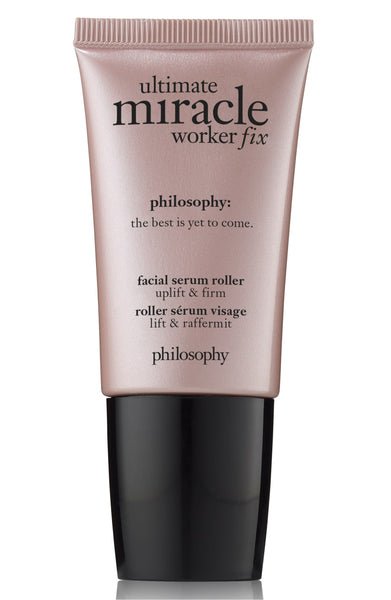 philosophy ultimate miracle worker fix facial serum roller - eCosmeticWorld