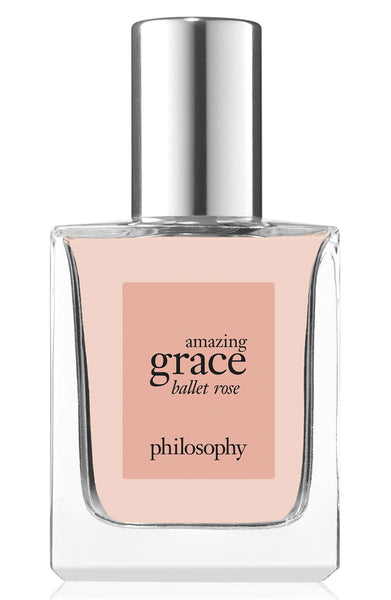 philosophy amazing grace ballet rose spray fragrance