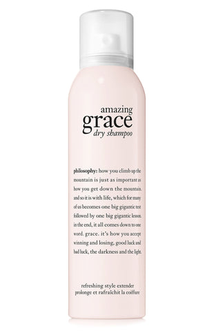 philosophy amazing grace dry shampoo