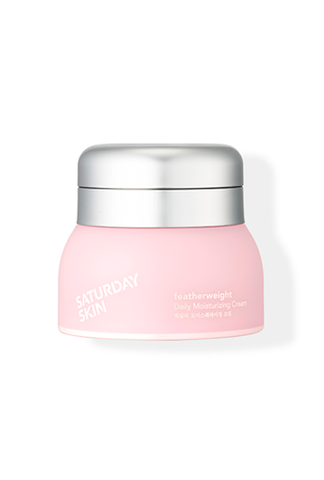 SATURDAY SKIN MOISTURIZING CREAM