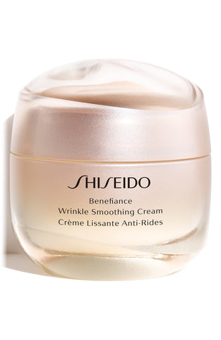 Shiseido Benefiance Wrinkle Smoothing Cream, 50 ml - eCosmeticWorld