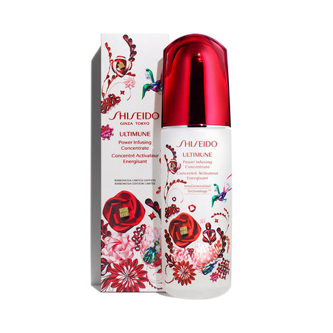 Shiseido Ultimune Power Infusing Concentrate 75ml / 2.5 oz ~ Special Limited Edition ~