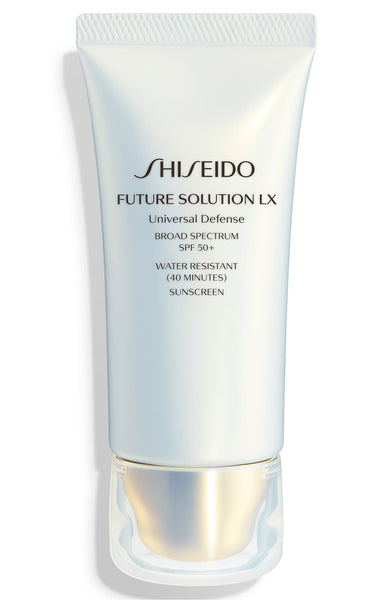 Shiseido Future Solution LX Universal Defense Broad Spectrum SPF 50+ Sunscreen