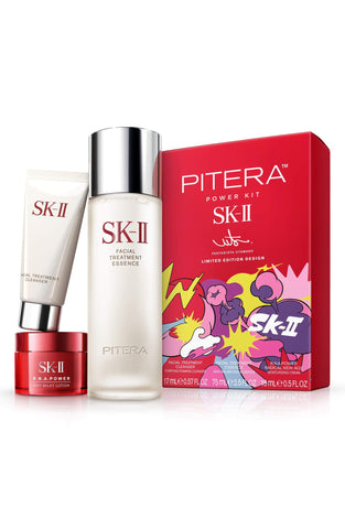 SK-II PITERA Power Kit Fantasista Utamaro Limited Edition