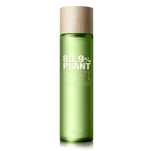 SO NATURAL 80.9% PLANT SPROUTING ESSENCE TONER