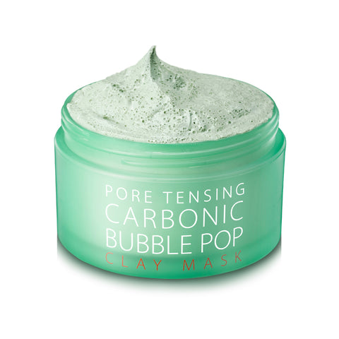 SO NATURAL CARBONIC BUBBLE POP CLAY MASK