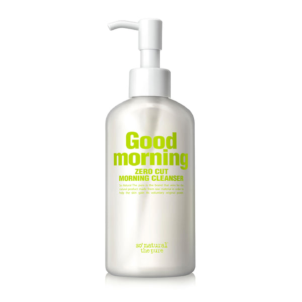 SO NATURAL ZERO CUT MORNING CLEANSER