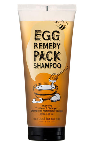 Too Cool For School Egg Remedy Pack Shampoo - eCosmeticWorld
