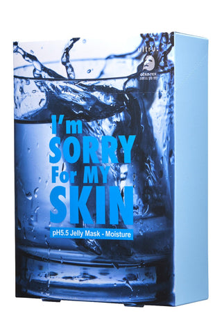 I'm SORRY For MY SKIN pH5.5 Jelly Mask Pack - Moisture - eCosmeticWorld