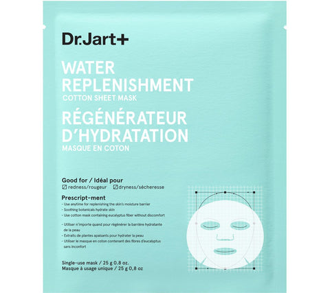 DR. JART+ WATER REPLENISHMENT MASK 1 SHEET