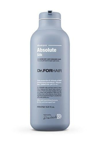 Dr.FORHAIR Absolute Silk Shampoo 500ml / 16.91 fl. oz (New Version) - eCosmeticWorld
