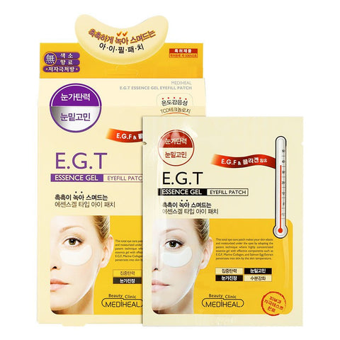 MEDIHEAL E.G.T ESSENCE GEL EYEFILL PATCH