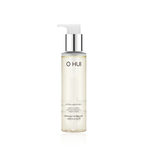 OHUI Miracle Moisture Cleansing Liquid