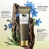 Origins Plantscription Retinol Night Moisturizer with Alpine Flower - eCosmeticWorld