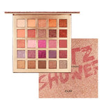 CLIO Pro Dazzling Eye Palette Glitz Shower Limited Edition