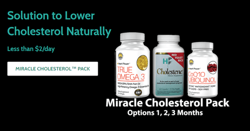 Miracle Cholesterol Pack Basic