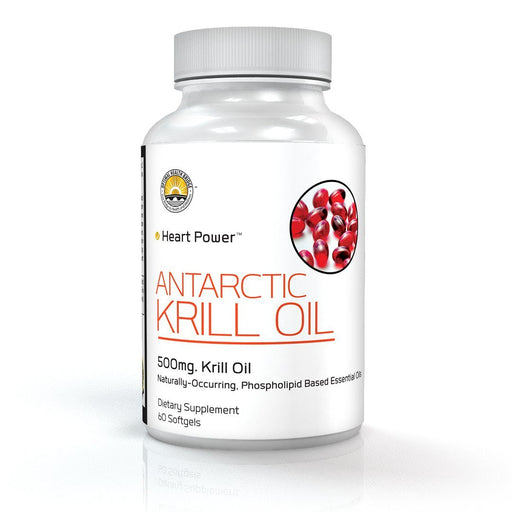 Antarctic Krill Oil 120 Softgels
