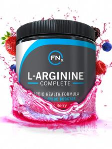 L-ARGININE COMPLETE MIXED BERRY 10.5 OZ