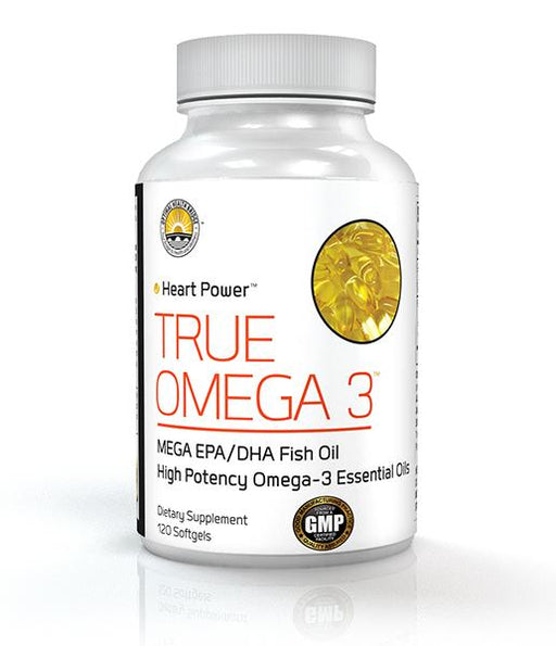 High Potency True Omega-3® 120