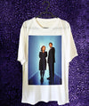 SCULLY AND MULDER 2