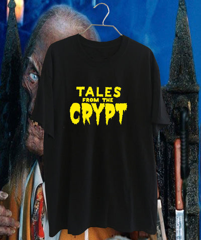 TALES OF THE CRYPT POLERA NEGRA